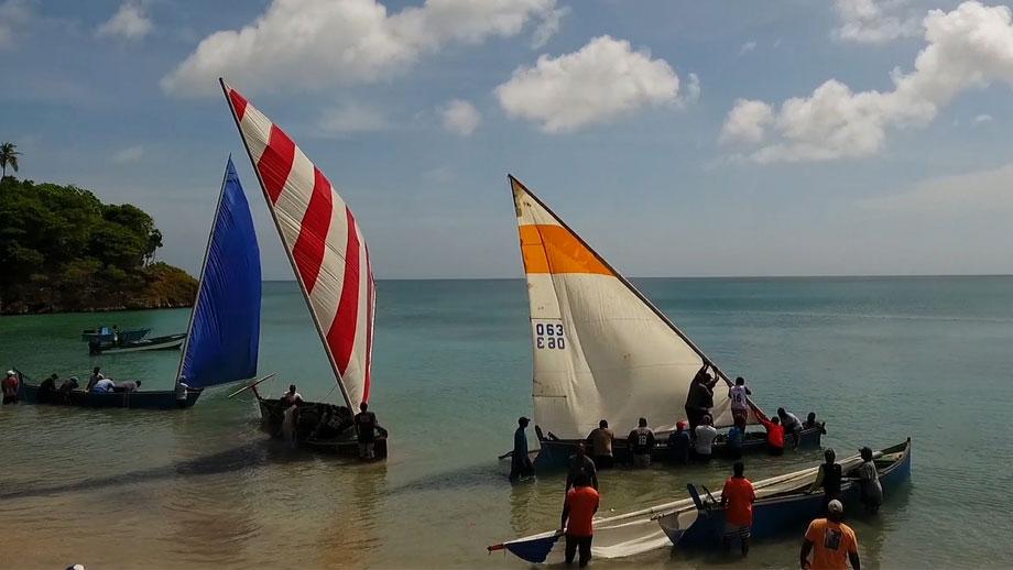 Imagen del documental Sailors.