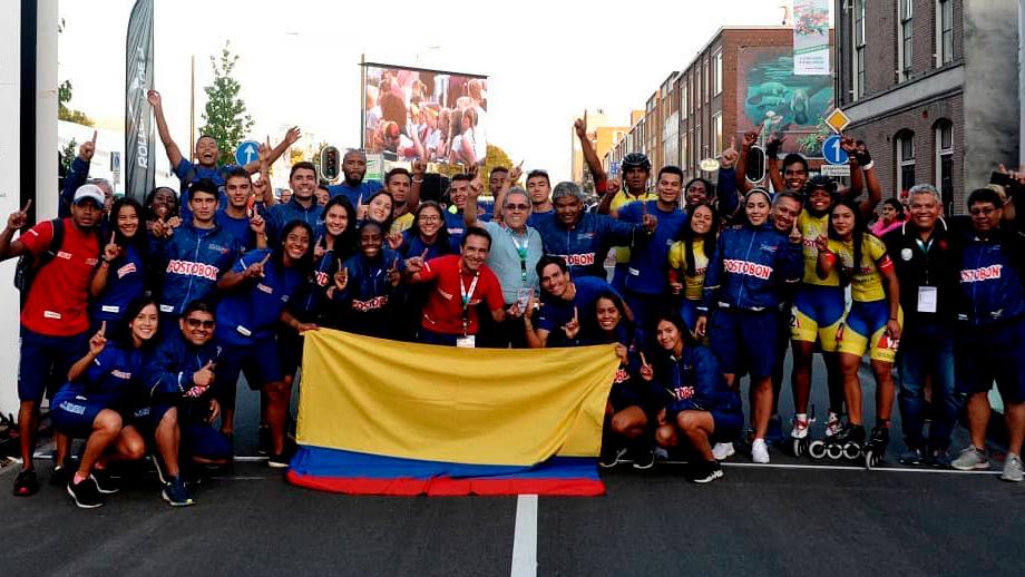 ¿Por qué Colombia es potencia mundial en patinaje? / Instagram Fedepatín