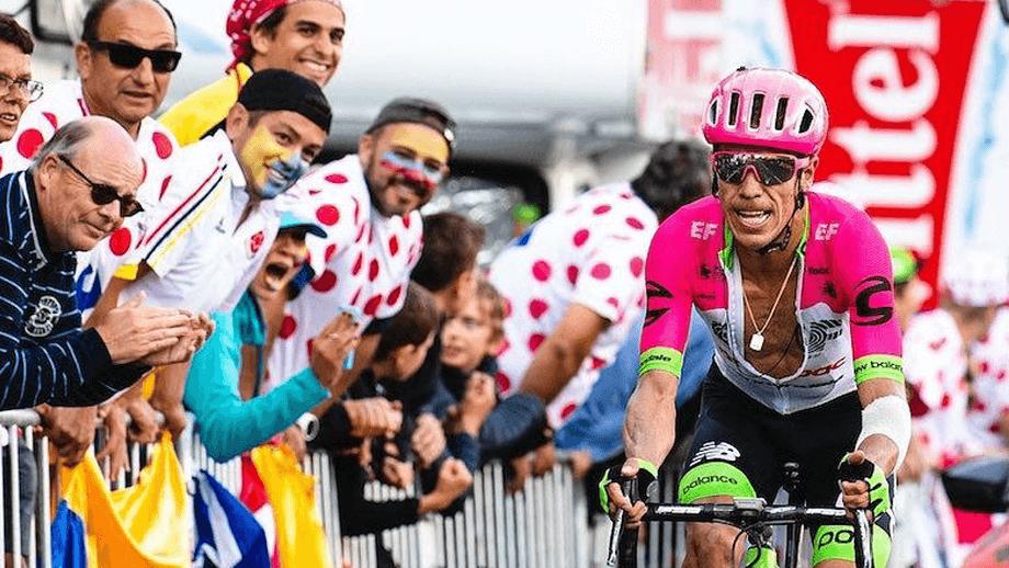 Rigoberto Urán, pedalista colombiano / Instagram Rigoberto Urán