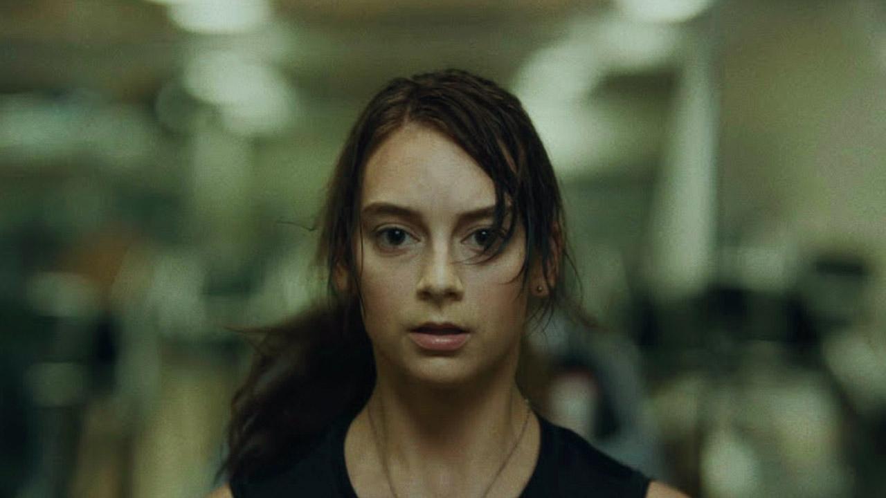 Sarah, protagonista de la película sarah prefiere correr