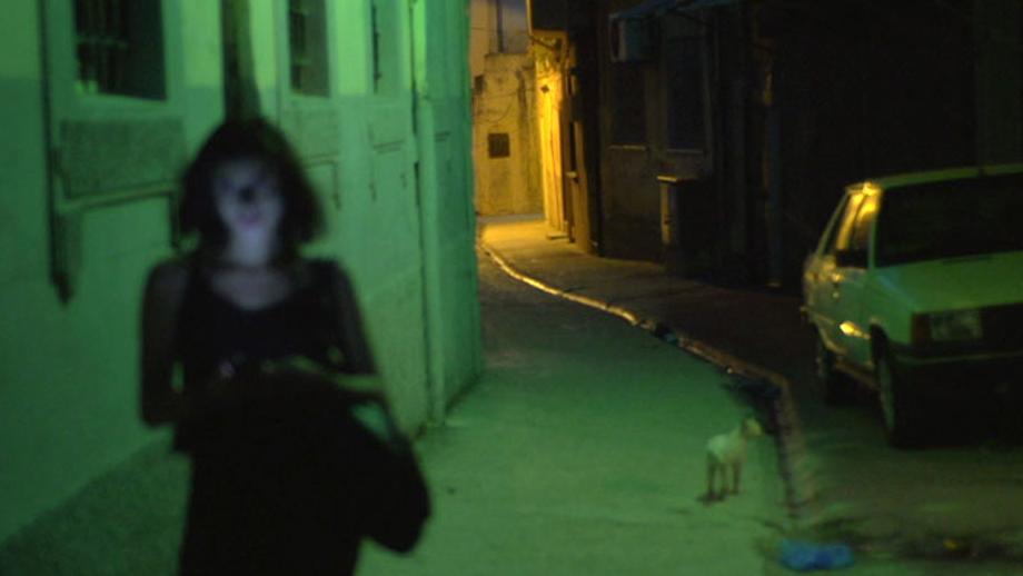 """Imagen del documental """"The Amina Profile"""", presentado en Señal Colombia."""