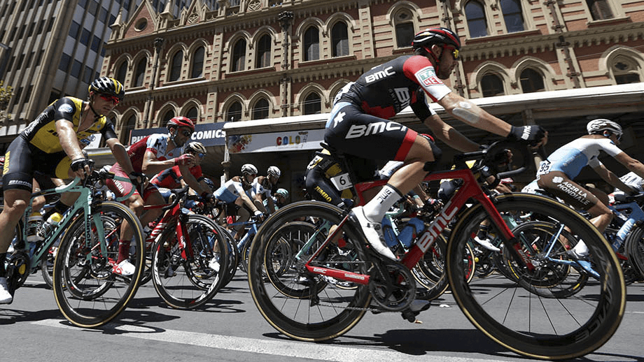 Australia es nuestra primera parada en la vuelta al mundo 2019 / Tour Down Under oficial