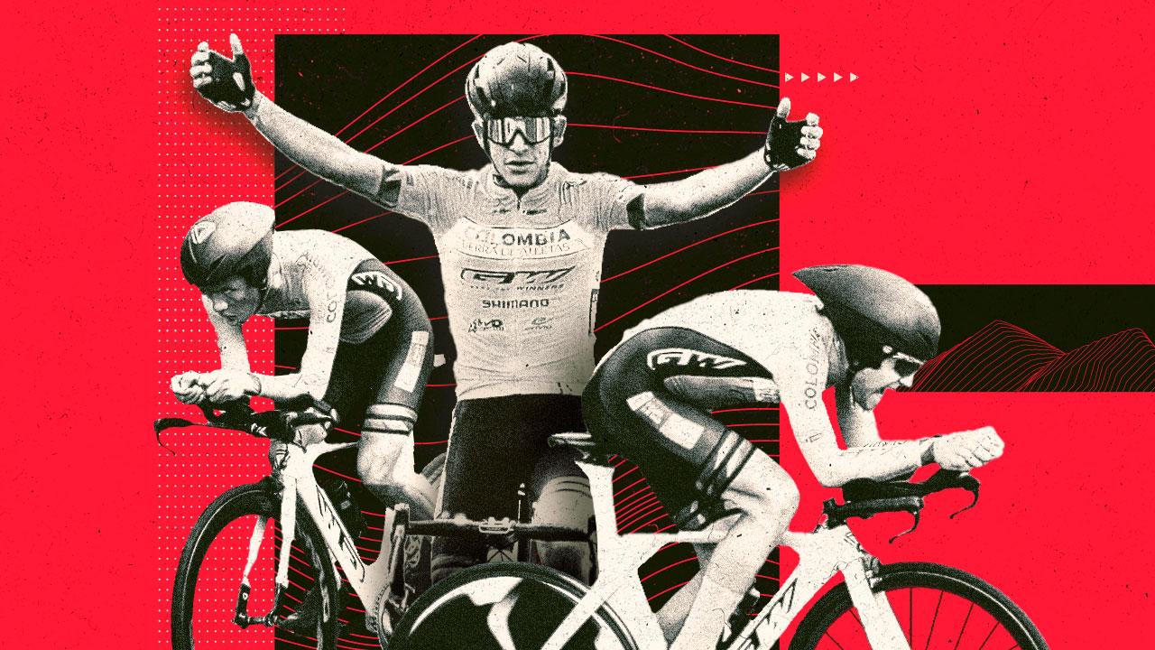 La Vuelta a Colombia 2021 por Señal Colombia Deportes