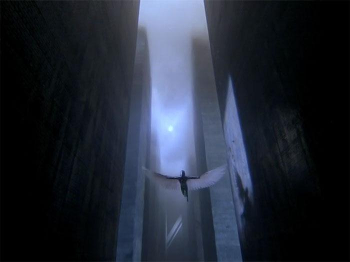 Película Brazil, de Terry Gilliam