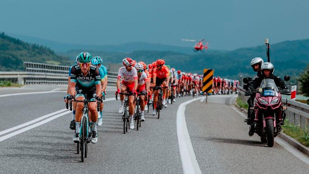 El recorrido y las etapas del Tour de Polonia 2020