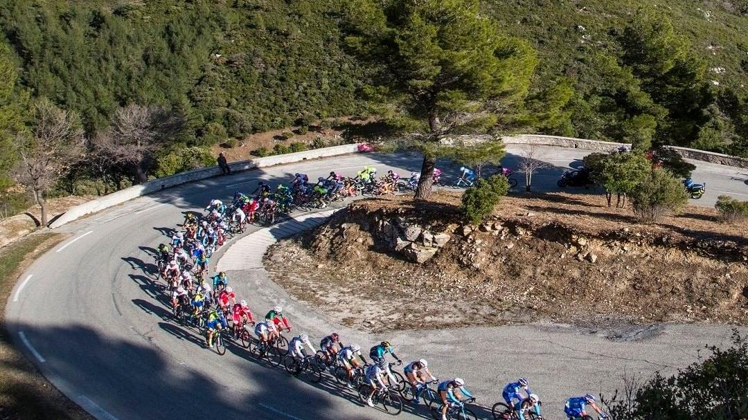 Altimetrías y recorrido del Tour de la Provence 2021