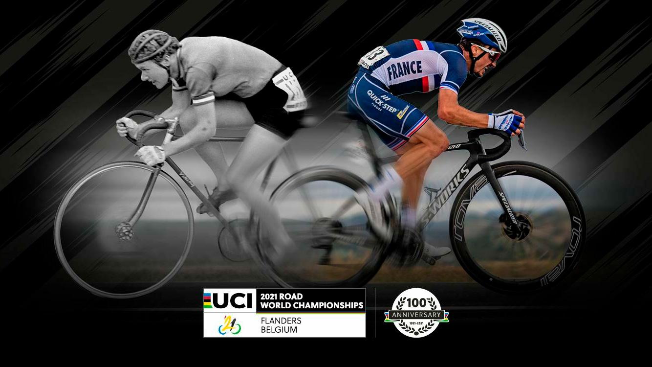 Las altimetrías del Campeonato Mundial de Ciclismo de Ruta 2021