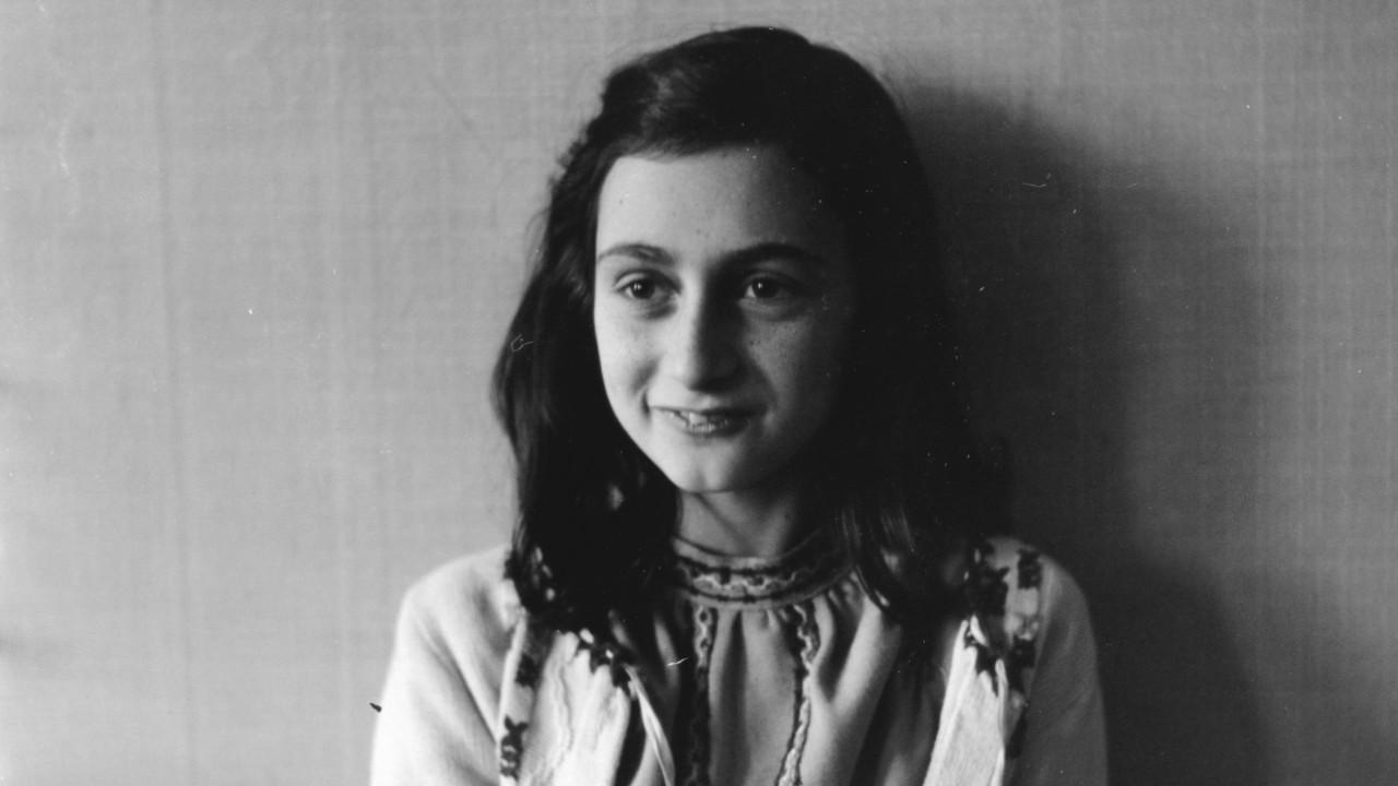 Retrato de Ana Frank