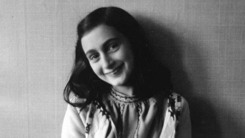 Foto de archivo de Ana Frank