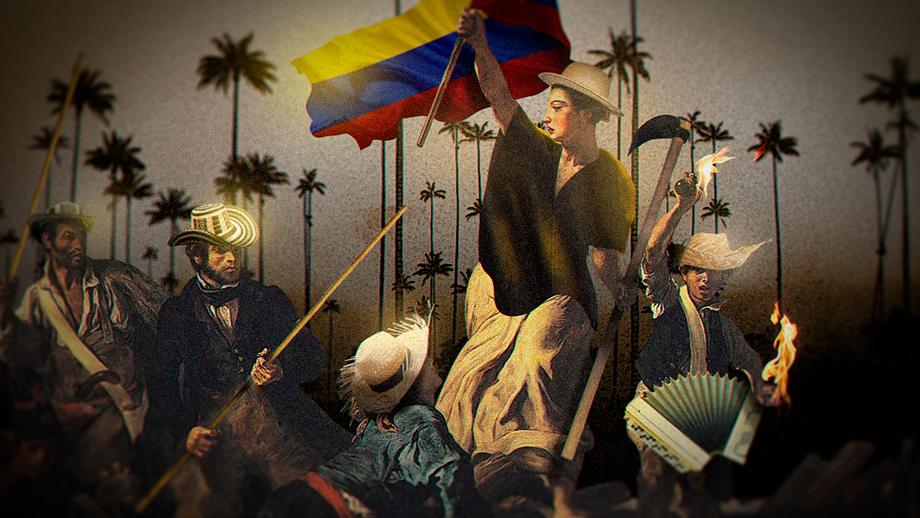 independencia colombia revolucion francesa bicentenario señal colombia 2