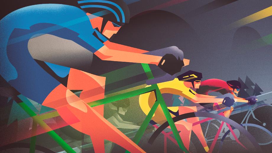 El Campeonato Mundial de Ciclismo de Ruta 2021 por Señal Colombia