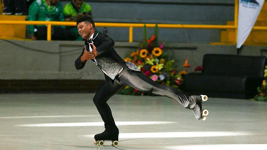 Brayan Carreño en los Juegos Nacionales 2019