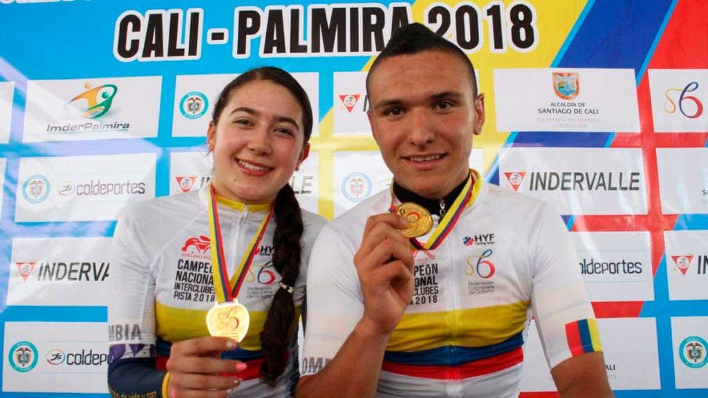 Inicia el campeonato nacional interclubes de ciclismo 2021