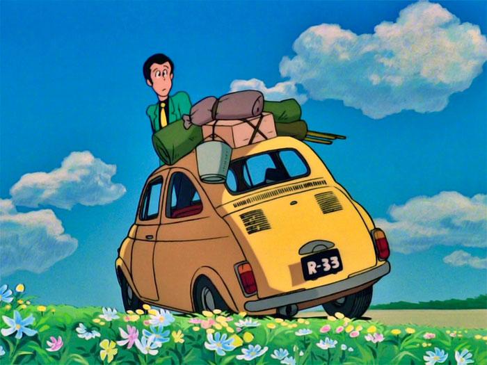 Imagen de El castillo de Cagliostro - Studio Ghibli
