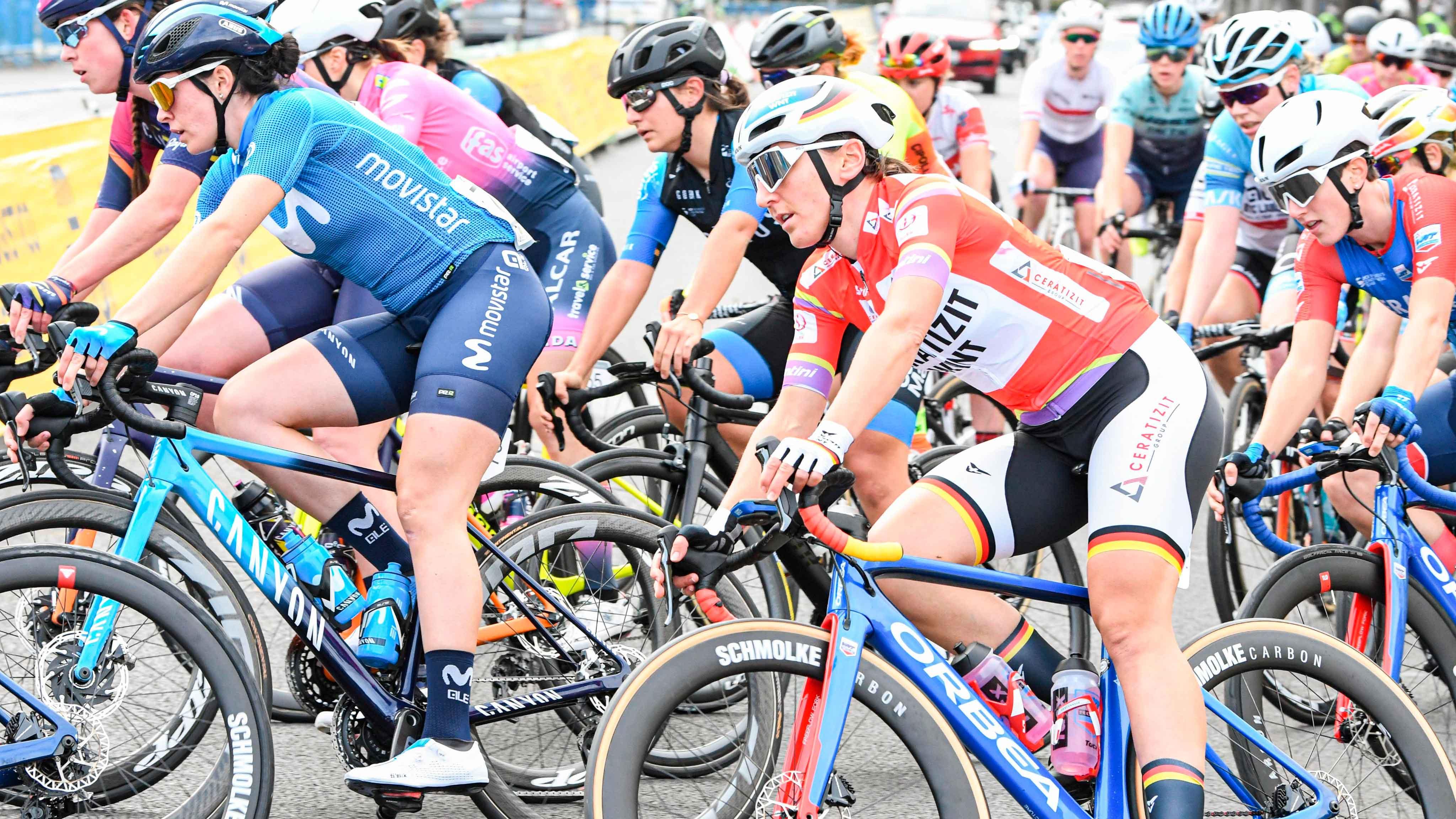 ¡Más ciclismo! La CERATIZIT Challenge by La Vuelta se verá en Señal Colombia