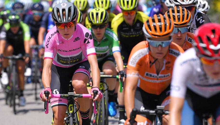Ellas son las figuras del ciclismo de ruta / Instagram oficial Annemiek van Vleuten