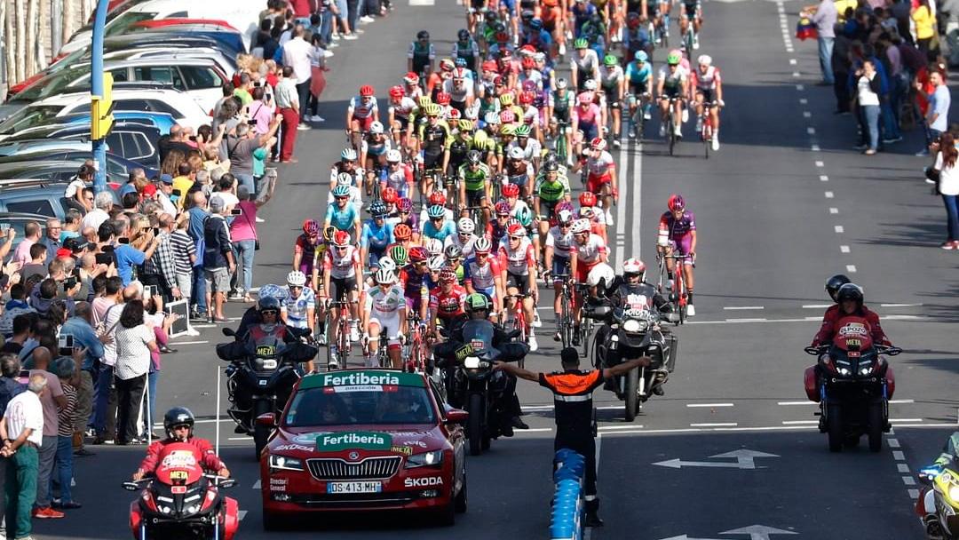 Los Ciclistas confirmados para La Vuelta a España 2020