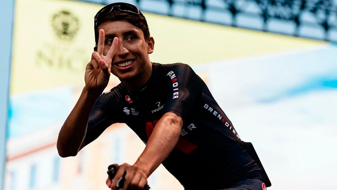 Clasificación general Tour de Francia 2020 Señal Colombia