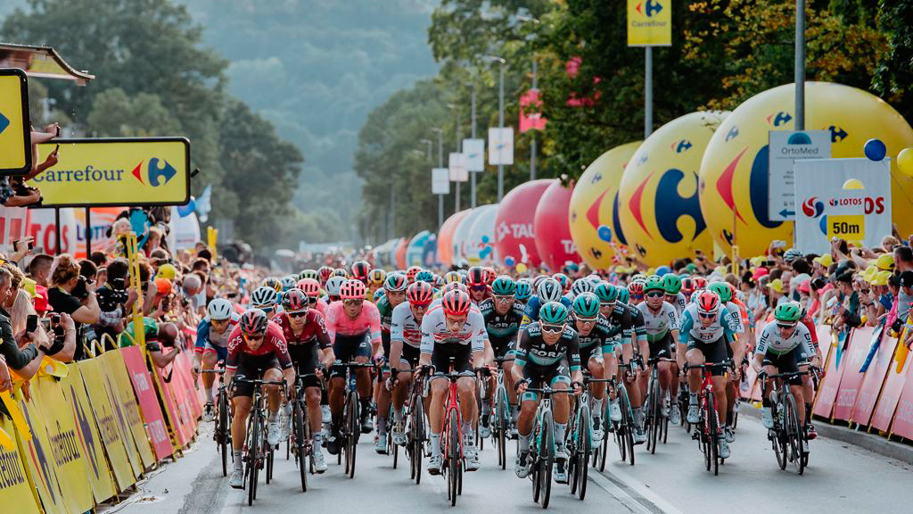 Clasificación general del Tour de Polonia 2020
