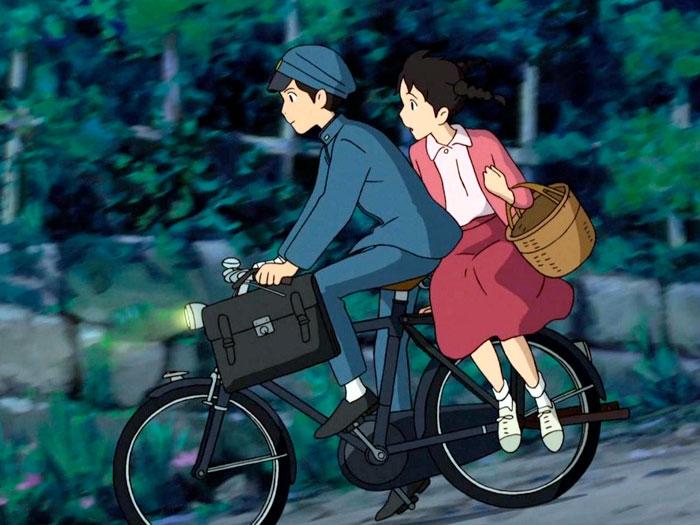Imagen de La colina de las amapolas - Studio Ghibli