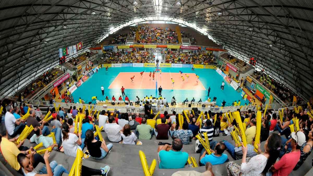 El escenario que recibe la Superliga Femenina de Micro 2021