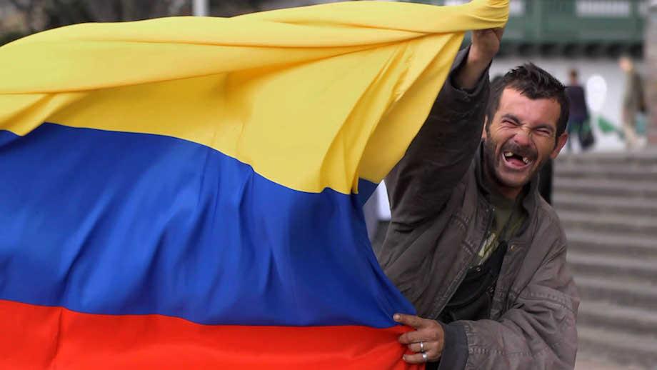 """Imagen del capítulo """"Bandera"""" de Los Puros Criollos."""
