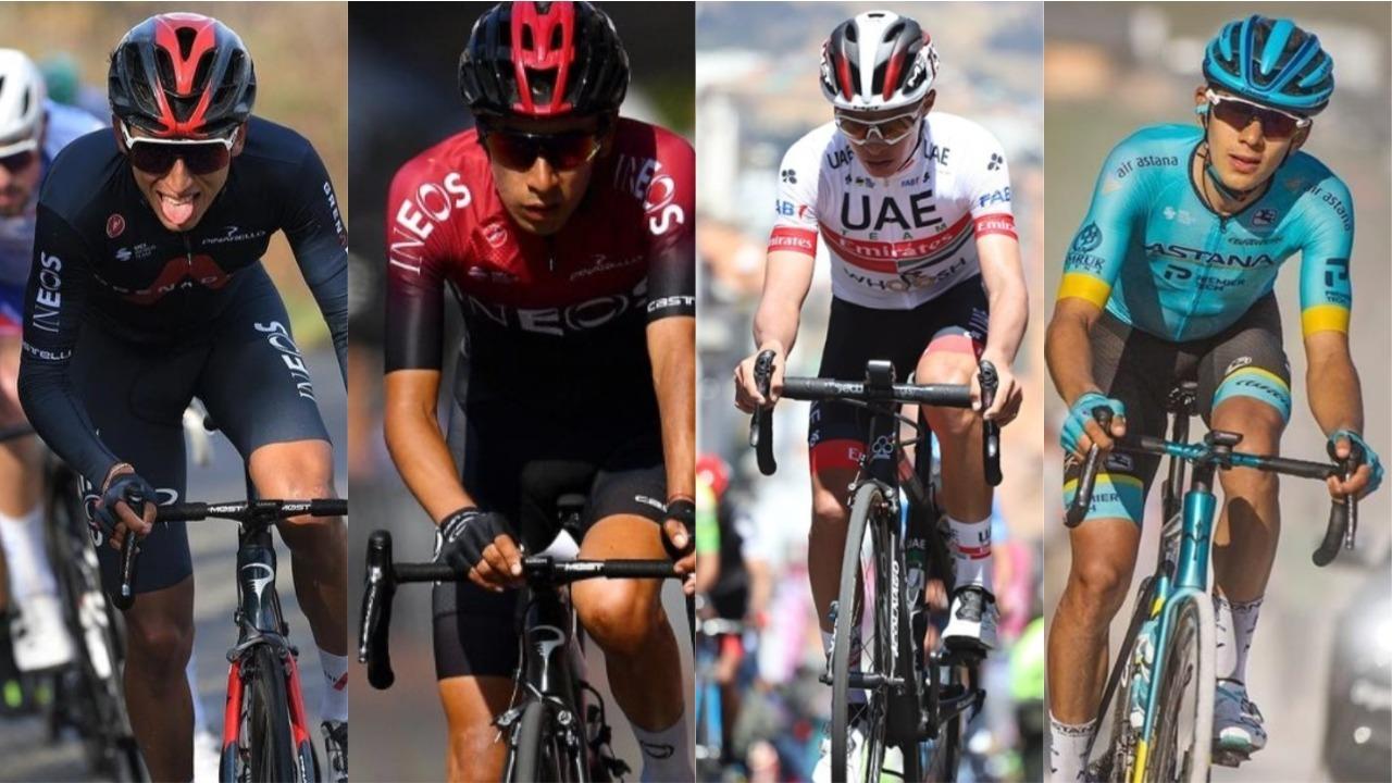 Los colombianos que correrán el Tour de la Provence 2021