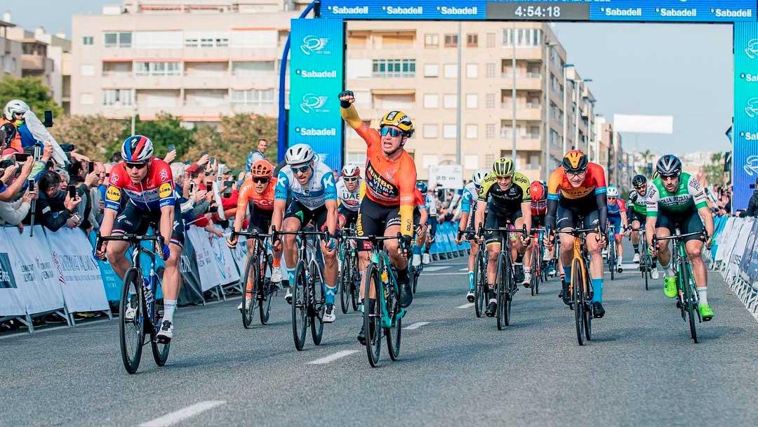 Equipos y ciclistas Vuelta a la Comunidad Valenciana 2021