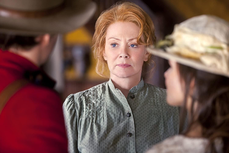 La actriz Jean Smart en la película Cuando habla el corazón