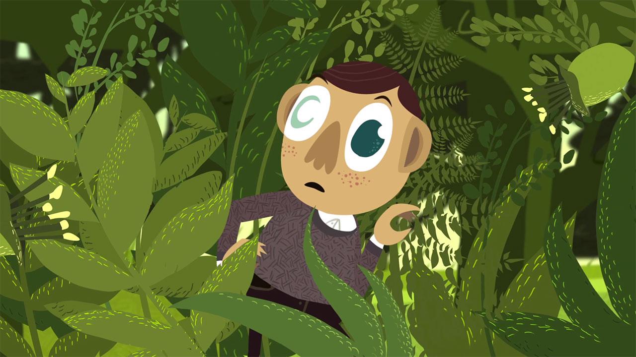 Imagen de la serie 'Cuentos de viejos'