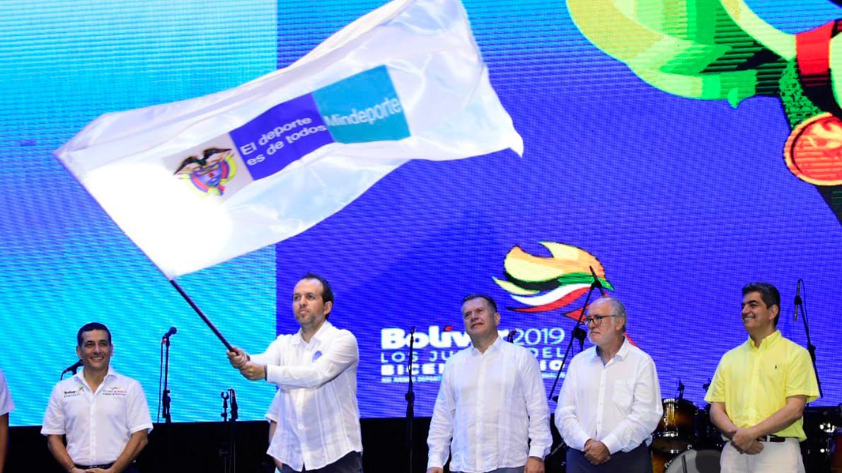 Ministerio del deporte: Un año al servicio de Colombia