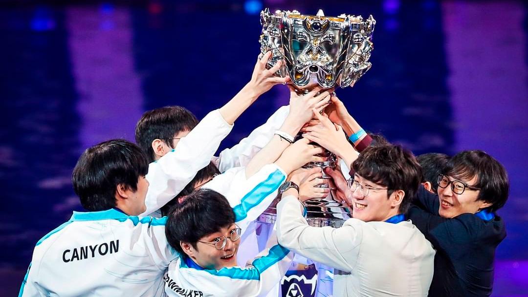DAMWON Gaming es el campeón del Worlds 2020