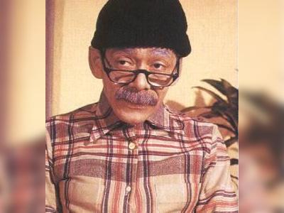 Rafael Bohórquez como Don Antuquito - Romeo y Buseta