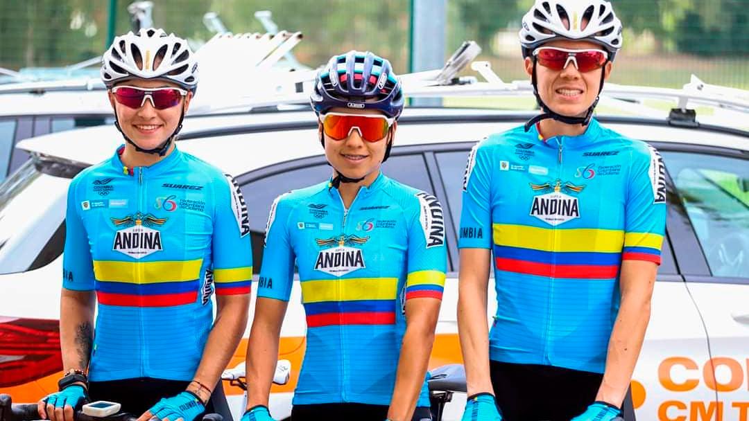 Estas son las mujeres de la Selección Colombia de Ciclismo