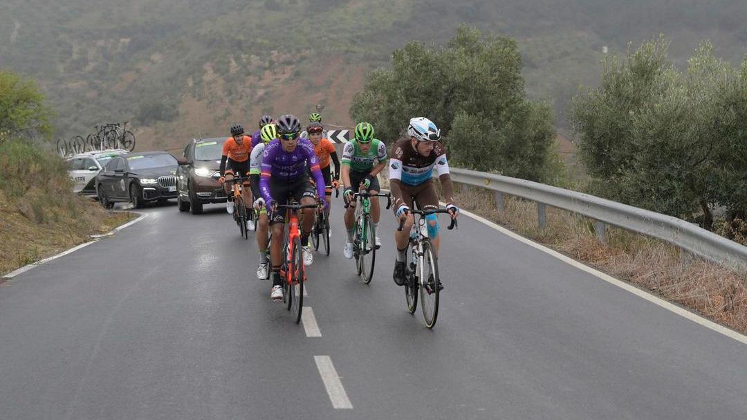 Etapas y recorrido Vuelta Andalucía 2021