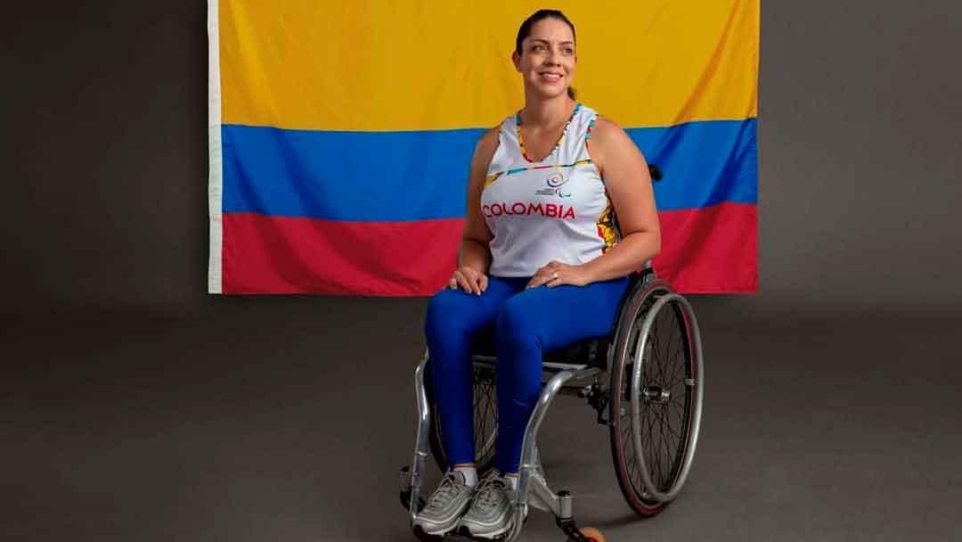 Camino a Tokio: Érica Castaño va por el oro paralímpico