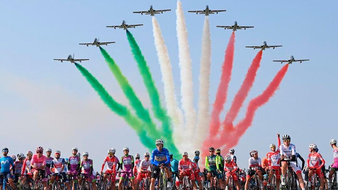Las etapas definitivas de la tercera semana del Giro de Italia 2020