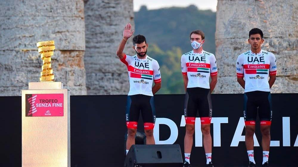 Fernando Gaviria abandona el Giro por COVID