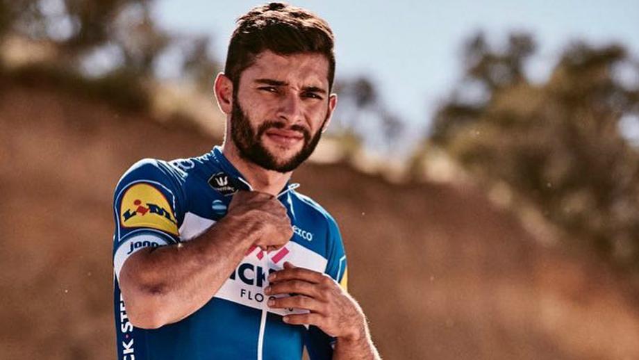 Fernando Gaviria, corredor colombiano / Instagram oficial Fernando Gaviria