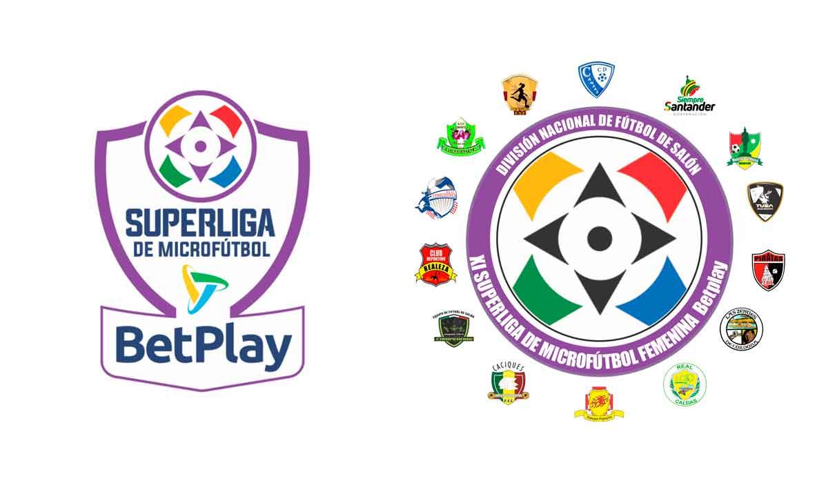 El fixture de la Superliga Femenina de Microfútbol 2021