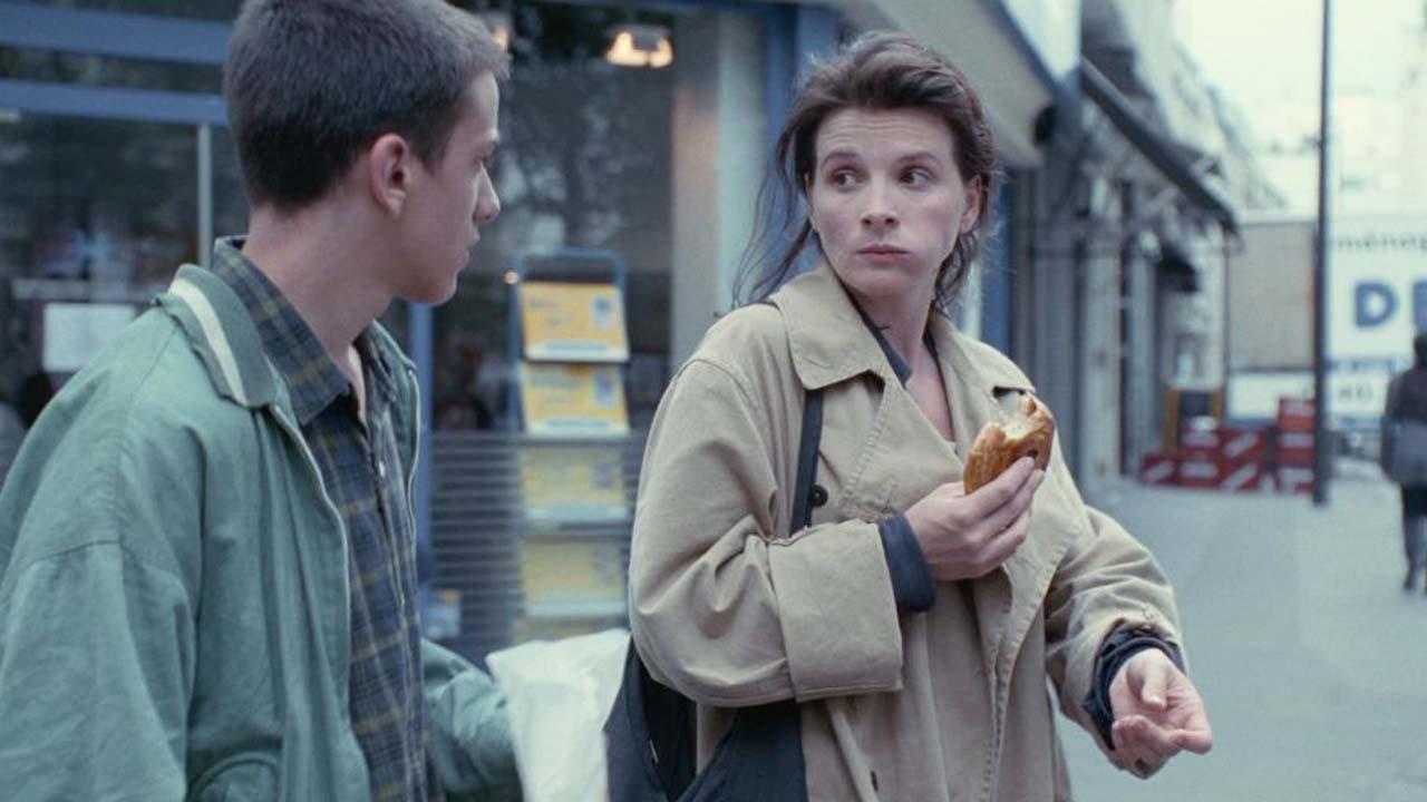 Anne y Georges, protagonistas de 'Código Desconocido' (2000)