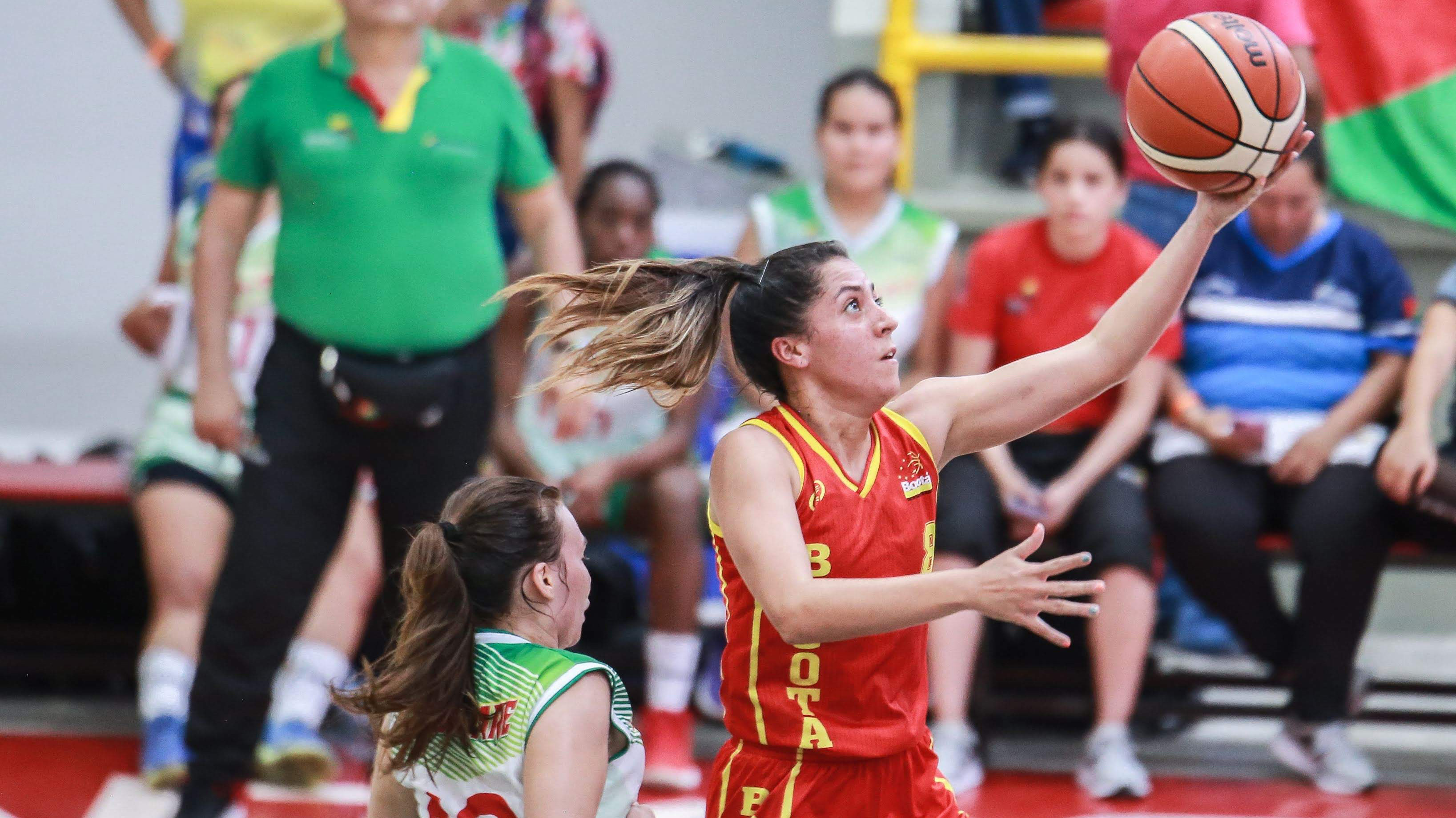 Deporte y pandemia - Cap 11: Así vive la basquetbolista Gina Usme este tiempo de cuarentena