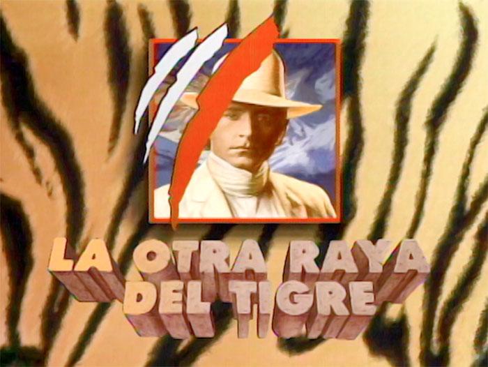 Serie La otra raya del tigre