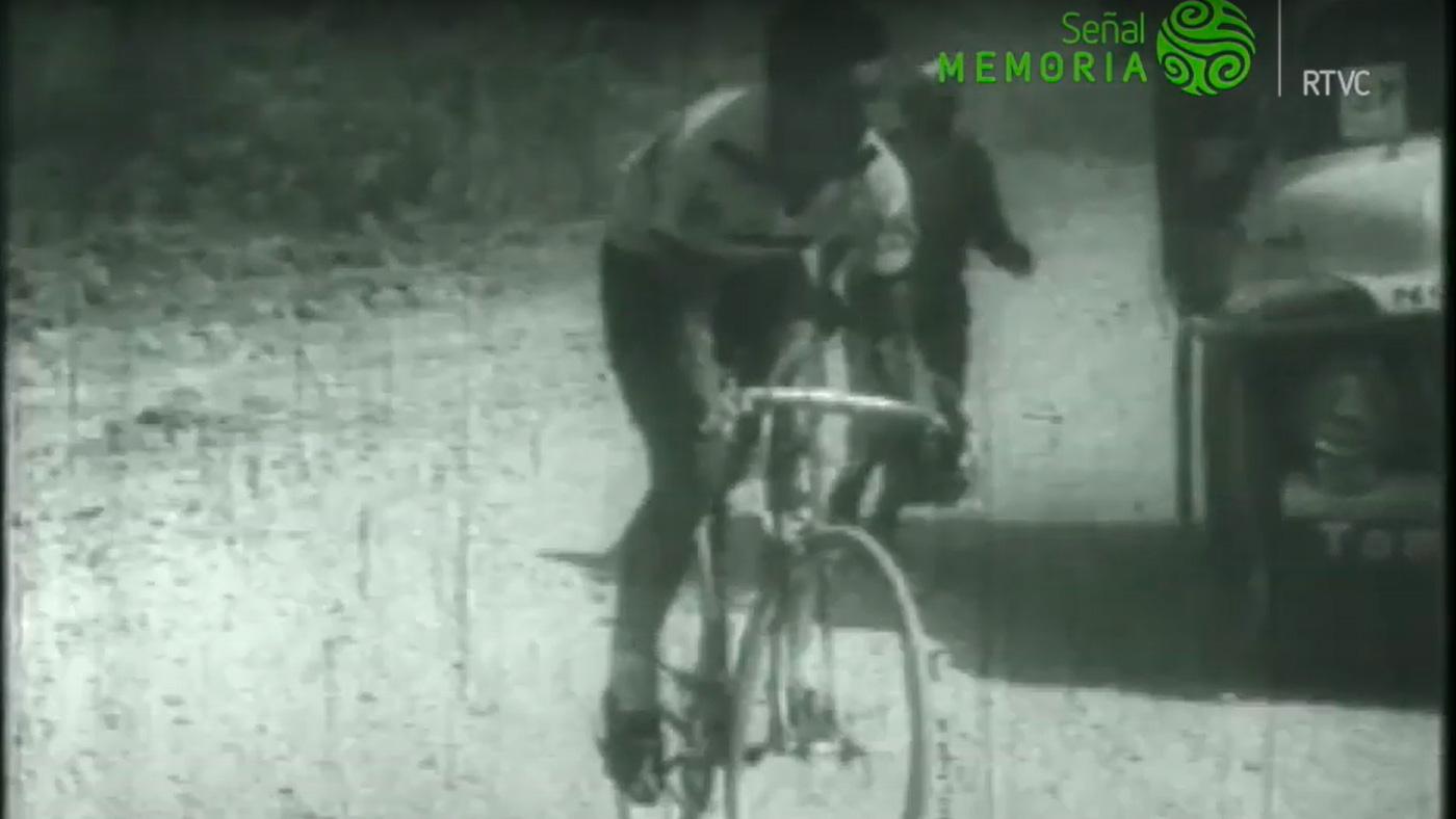 La historia de la Vuelta a Colombia