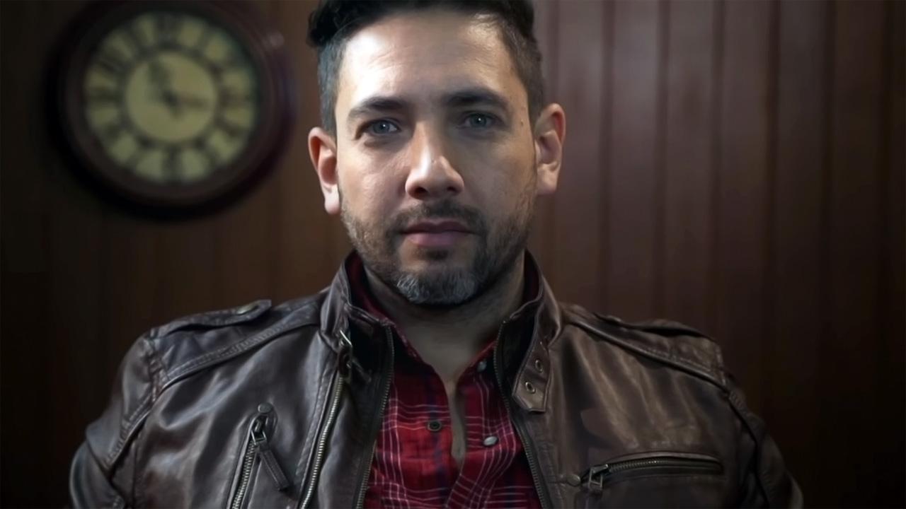 Felipe Calero protagoniza 'Las horas contadas'.