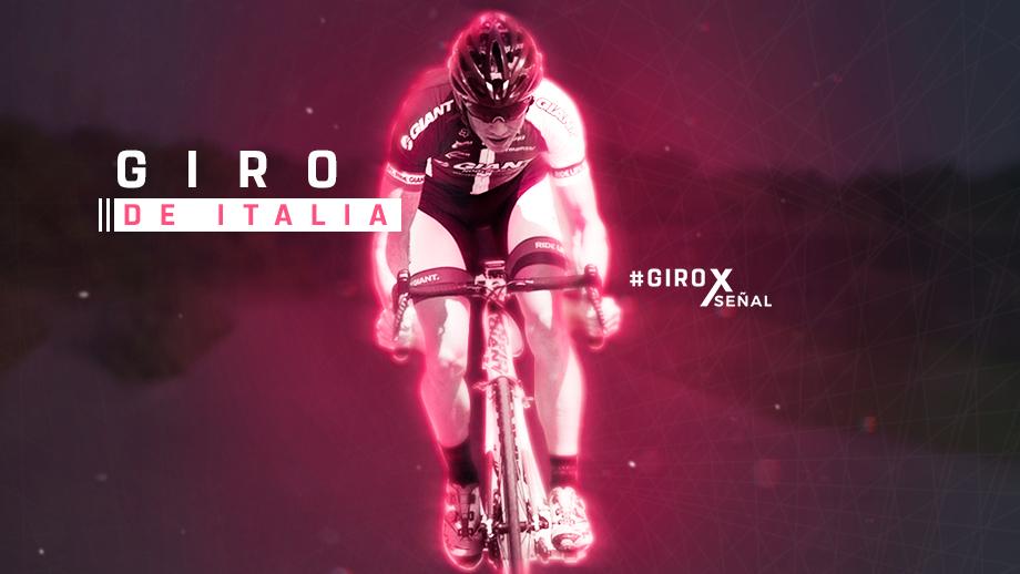 Giro de Italia se ve mejor por Señal Colombia