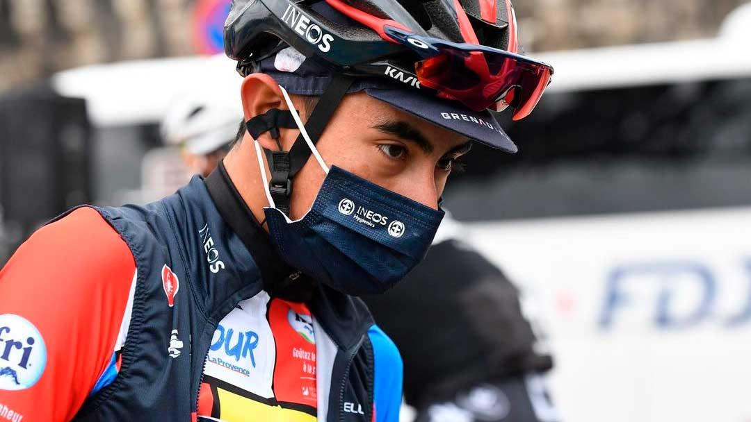 El INEOS quiere ganar el tour de los Emiratos con tres colombianos