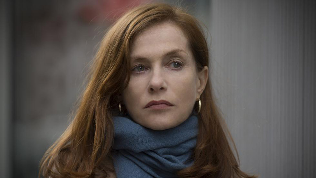 Isabelle Huppert en Amor de Michael Haneke senal colombia
