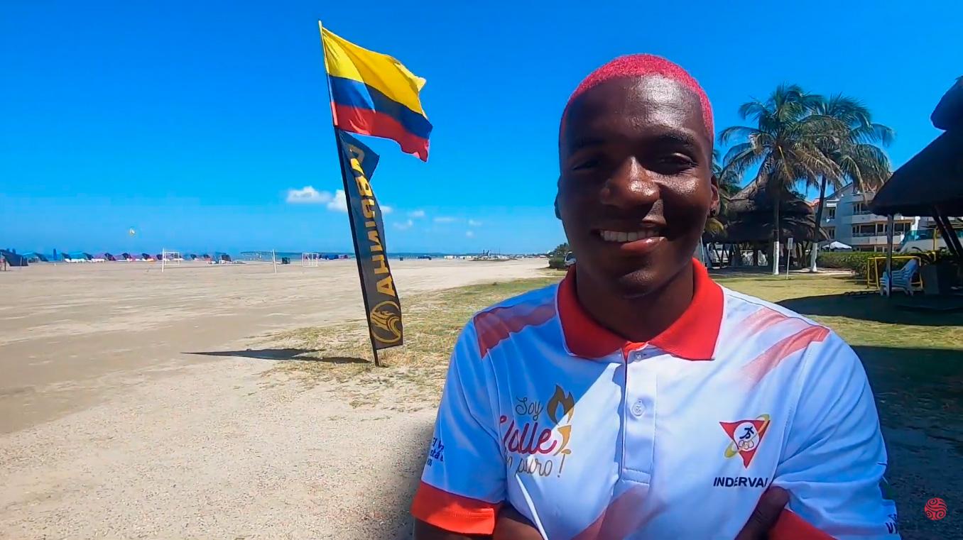 Jhon Alexander Solís habló con Señal Colombia Deportes sobre su historia y su carrera.