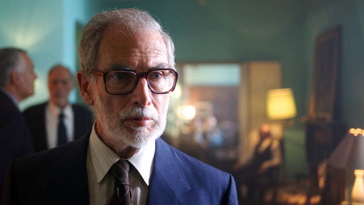 Jacobo kaplan protagonista de Mr. Kaplan
